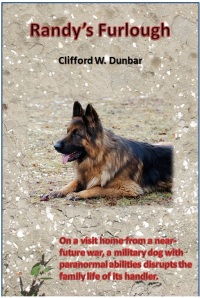 On a visit home from a near-future war, a military dog with paranormal abilities disrupts the family life of its handler.